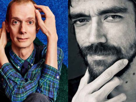 Doug Jones y Javier Botet
